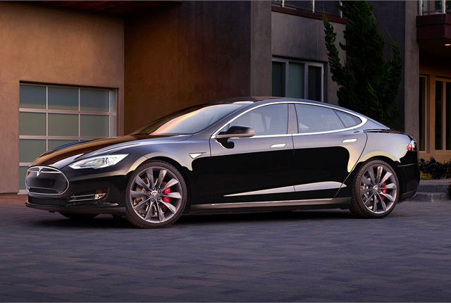 Photo of Tesla Model S courtesy of Tesla Motors.
