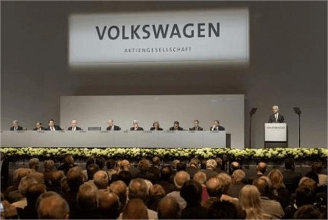 Photo courtesy of Volkswagen.