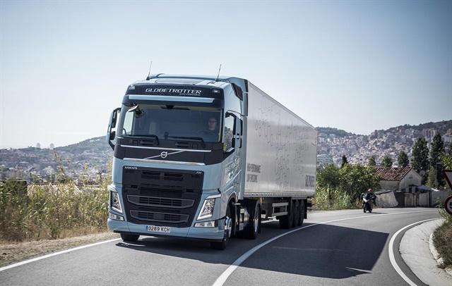 The new Volvo FH. Photo: Volvo Trucks