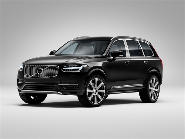 Photo of XC90 Excellence courtesy of Volvo.