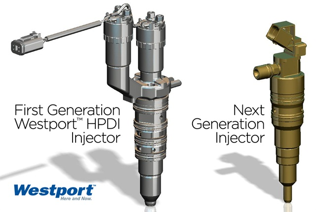 Photo courtesy of Westport Innovations.