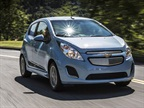 The Chevrolet Spark EV finished second in ACEEE's Greenest Vehicle List. Photo courtesy of GM.