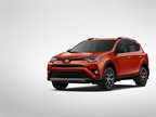Photo of the 2016 RAV4 courtesy of Toyota.
