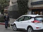 Maven will be adding Chevy Bolt EVs to its carsharing fleet in Los Angeles. Photo courtesy of GM