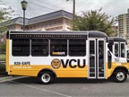 Photo courtesy of VCU Parking and Transportation.