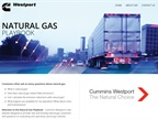 Screenshot of Natural Gas Playbook website