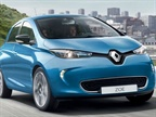 Photo of the ZOE courtesy of Renault.