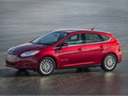 Photo of 2015 Focus Electric courtesy of Ford.