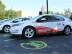 On May 6, Georgia Power held a special event to roll out its 32 new Chevrolet Volts. (Photo: Georgia Power)