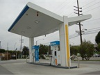 Photo of hydrogen station in Torrance, Calif., by Thi Dao.