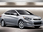 Photo of 2013 Accent courtesy of Hyundai.