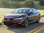 Photo of the 2018 Honda Clarity Fuel Cell courtesy of Honda.
