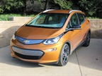 Photo of 2017 Chevrolet Bolt EV by Paul Clinton.