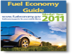 The 2011 Fuel Economy Guide can help easily identify the most fuel-efficient vehicles to suit a variety of needs.