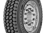 The HDR1 Eco Plus is now available through Continental dealers in the U.S., Canada and Mexico in load ranges G and H, size 275/80R22.5.