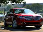 Photo of 2011 Lincoln MKZ Hybrid courtesy of Ford.