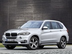 Photo of BMW X5 xDrive40e courtesy of BMW.