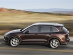Photo of 2015 Porsche Cayenne diesel courtesy of Volkswagen AG.