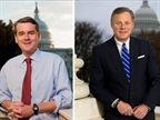 Sens. Michael Bennet D-Colo. (left) and Richard Burr R-N.C. Offical Senate photos