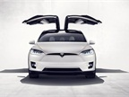 Photo of Model X courtesy of Tesla.