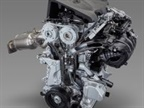 Photo of 2.5L engine courtesy of Toyota.