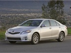 Photo of 2014.5 Camry Hybrid courtesy of Toyota.
