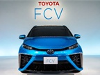 Photo of FCV courtesy of Toyota.