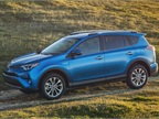 Photo of 2016 RAV4 Hybrid courtesy of Toyota.
