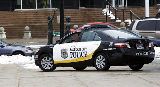 Toyota Safety Connect >> Salt Lake Police Fight Crime and Fuel Costs with Hybrid ...