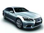HYBRID The Lexus LS 600h L generates 438 hp in total system horsepower