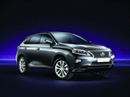 HYBRID The Lexus RX 450h offers hybrid performance in an SUV platform.