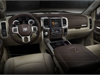 Chrysler offers a new Front Park Assist system for the 2014 Ram 1500.