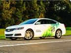 CNG The 2015 bi-fuel Chevrolet Impala will be available to fleets in