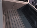 A closer look at the pickup s bed