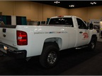 AutoGas America had a CNG-fueled Chevrolet Silverado at the show.