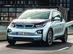ELECTRIC<br />BMW's i3 is part of automaker's new isub-brand. the body consists of light weight carbon fiber reinforced plastic. The compact's electric motor delivers 170 hp and a range of 80-100 miles.