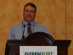 During a concurrent session, Bill Burns, fleet operations manager,