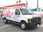 The 47 Southern California DISH propane autogas vans will serve customers in Los Angeles and northern Orange counties.