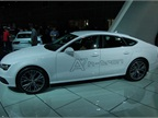 Audi s hydrogen fuel-cell A7 Sportback h-tron