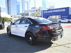 Ford Police Interceptor used by the Los Angeles County Sheriff s