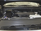 An example of a 5.6L V-8 gasoline engine in a MY-2016 TITAN XD. When