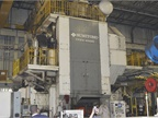 This Sumitomo forge is where the crankshafts go through the production