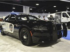 The 2017 Dodge Charger Pursuit AWD features a 5.7L V-8 HEMI MDS VVT