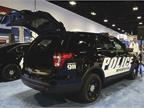 Standard features on the 2017 Ford Police Interceptor Utility include