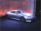 The Aston Martin DB10.