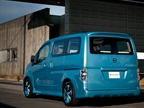 The vehicle is powered by a lithium-ion battery composed of 48 modules