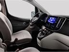 The concept vehicle features a touch-screen-operated  C-cluster