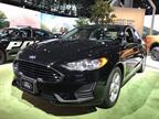 The Ford Special Service Plug-In Hybrid Sedan concept vehicle was