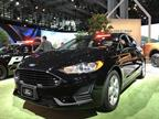 The Special Service Plug-In Hybrid Sedan is designed for police and