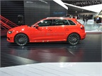 Audi s A3 e-tron is a compact luxury hatchback and plug-in hybrid.